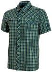 MAMMUT Herren Shirt Asko, Größe M in Blau