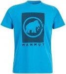 """MAMMUT Herren T-Shirt """"Trovat"""", Größe M in gentian PRT2"""
