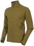 MAMMUT Herren Wanderjacke Ultimate V SO Jacket, Größe L in olive-titanium mela