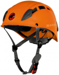 MAMMUT Kletterhelm Skywalker Helmet 2, Größe ONE SIZE in Orange, Größe ONE S