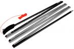MAMMUT  Lawinensonde Probe 280 fast lock, Größe ONE SIZE in neon orange