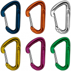 MAMMUT  Wall Light Sixpack, Größe ONE SIZE in Wire Gate, assorted