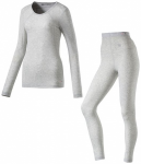 McKINLEY Damen Unterwäschenset MCK New Guarda-Alar, Größe 46 in Grau/Melange