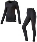 McKINLEY Damen Unterwäschenset MCK New Guarda-Alar, Größe 40 in Schwarz