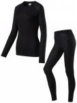 McKINLEY Damen Unterwäschenset Yael/Yana, Größe 42 in Schwarz