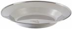 McKINLEY Geschirr Teller flach, Größe 24 in Silber