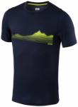 McKINLEY Herren Shirt Herren T-Shirt Ada , Größe 3XL in Schwarz