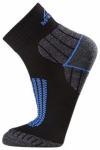 McKINLEY Herren Socken Gottardo, Größe 36-38 in Black-Blueroyal