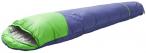 McKINLEY Kinder Mumienschlafsack EXT, Größe 125L in Violett/Grau/Lime, Größe