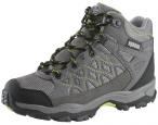 McKINLEY Kinder Trekkingstiefel Cisco Hiker, Größe 34 in Grau/Blau/Gelb