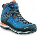 MEINDL Herren Trekkingschuhe Litepeak GTX, Größe 46 in Blau