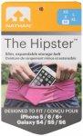 NATHAN Laufgürtel The Hipster, Größe S in Schwarz