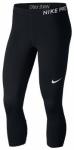 NIKE Damen Trainingscapri / Tights Pro Capri, Größe 42 in Schwarz