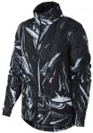 "NIKE Damen Laufjacke ""Shield"", Größe M in BLACK/BLACK/REFLECTIVE SILV"