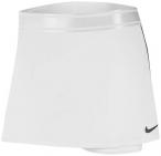 NIKE Damen Tennisrock, Größe XL in WHITE/BLACK/WHITE/BLACK