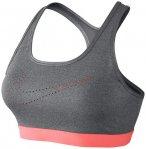 NIKE Damen Sport-BH Classic Cooling Bra, Größe XL in Grau