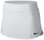 NIKE Damen Tennisrock Pure, Größe XL in Grau