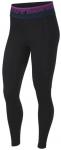 NIKE Damen Tight Pro, Größe XS in BLACK/DK SMOKE GREY