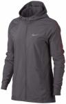 NIKE Damen Laufjacke Women's Nike Essential Running Jacket, Größe XS in Grau