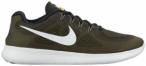 NIKE Herren Laufschuhe Men's Nike Free RN 2017 Running Shoe, Größe 43 in Grau