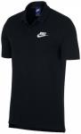 NIKE Herren Poloshirt MATCHUP PQ, Größe M in Schwarz