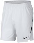 NIKE Herren Tennisshorts Flex Ace, Größe L in Weiß