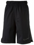 NIKE Kinder Trainingsshorts AS HYPERSPEED KNIT SHORT YTH, Größe XS in Schwarz/