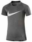 NIKE Boys Shirt Pro Hypercool Compression HBR, Größe M in Grau