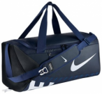 NIKE Herren Trainingstasche Alpha Adapt Crossbody Medium, Größe M in Blau