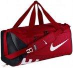 NIKE Unisex  Sporttasche Teambag Duffel Medium , Größe ONE SIZE in Rot