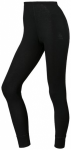 ODLO Damen lange Unterhose / Funktionsunterhose / Leggings Pants Long Warm First