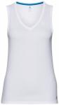 ODLO Damen Unterhemd SINGLET ACTIVE, Größe M in Weiß