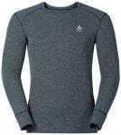 ODLO Herren Shirt Active Originals Warm Langarm, Größe M in grey melange
