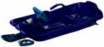 PLASTKON Schlitten Kinder Skibob, Größe - in Blau, Größe - in Blau