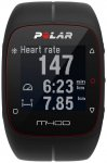 POLAR Unisex  Trainingscomputer M400 HR Black , Größe ONE SIZE in Schwarz