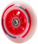 POWERSLIDE Inline-Skates-Rollen-Set F1 90 mm , Größe 1 in Weiß