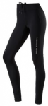 PRO TOUCH Damen Tight brushed Rimana II, Größe 38 in Schwarz