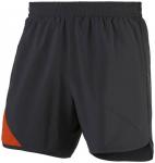 PRO TOUCH Herren Shorts Ali, Größe M in Grau/Orange