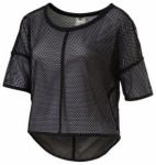 PUMA Damen Shirt Explosive Mesh, Größe XS in Schwarz