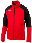 Puma Herren Jacke Ascension Rain Jacket, Größe L in PUMA RED-PUMA BLACK