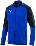 Puma Herren Jacke Ascension Stadium Jacket, Größe L in Blau