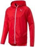 PUMA Herren Kapuzenjacke Lightweight Hooded Jacket, Größe L in Rot