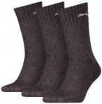 PUMA Herren Socken SPORT 3P, Größe 43-46 in Grau