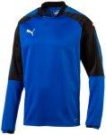 Puma Herren Sweatshirt Ascension Training Sweat, Größe S in Blau