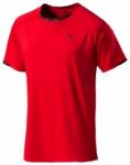 Puma Herren T-Shirt Energy Laser SS Tee, Größe S in Rot