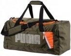 PUMA Sporttasche Fundamentals Sports M II, Größe OSFA in Grau