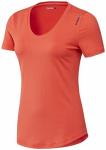 REEBOK Damen Shirt Work Out Ready Speedwick Tee, Größe XS in Rot