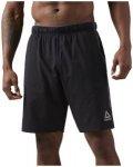 REEBOK Herren Woven Shorts, Größe M in Schwarz