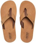 "REEF Herren Zehensandalen ""Leather Smoothy"", Größe 40 in BRONZE BROWN"