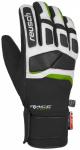 REUSCH Herren Skihandschuhe Mastery, Größe 10,5 in black / white / neon green